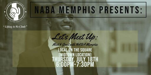 Let's Meet Up: Happy Hour with NABA Memphis