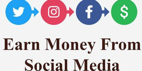 How To Earn From Social Media - The IN Trend 009 tickets