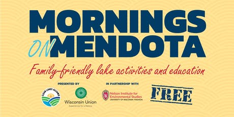 Mornings on Mendota: FREE Boat Rides tickets