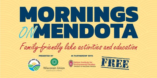 Mornings on Mendota: FREE Boat Rides