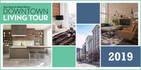 Hour Detroit & Detroit Home's Downtown Living Tour tickets