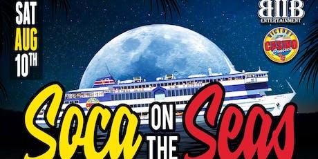 Soca on the Seas: Endless Summer Nights tickets
