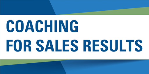 Coaching for Sales Results