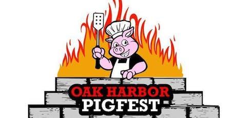 2019 Oak Harbor Pigfest tickets