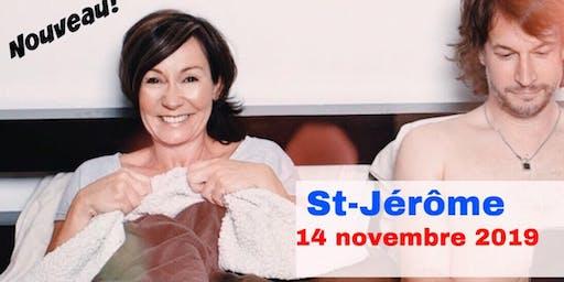 St-Jérôme 14 nov 2019 Le couple - Josée Boudreault