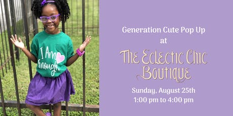 Generation Cute Pop Up tickets