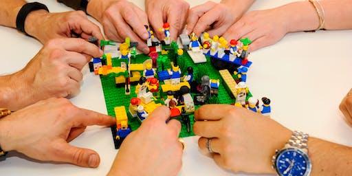 Chile Certificación LEGO® SERIOUS PLAY® en Equipos y Grupos. Santiago (Chile)