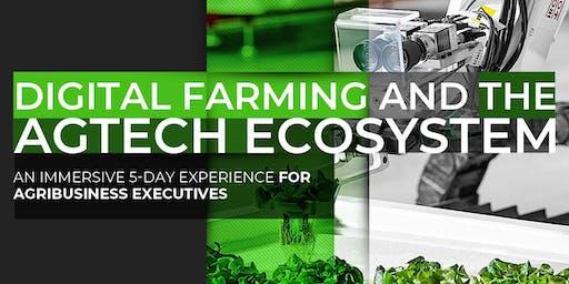Digital Farming and AgTech Ecosystem   March Program