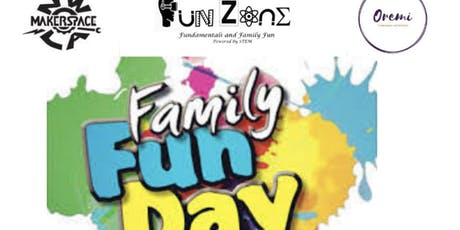 Family Fun Day with STEAM Stars tickets
