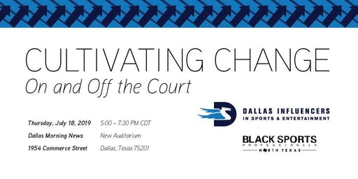 Cultivating Change On and Off the Court