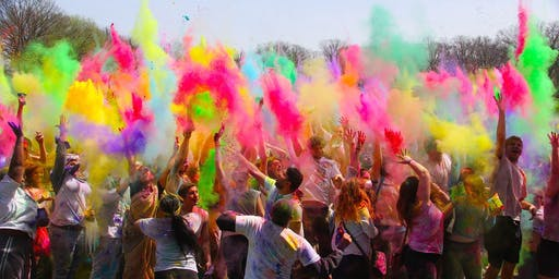Festival of Colors — West Virginia