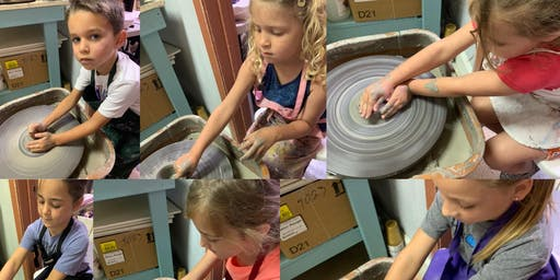 Art and pottery camp