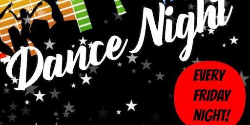 Friday Night DJ Dance Night