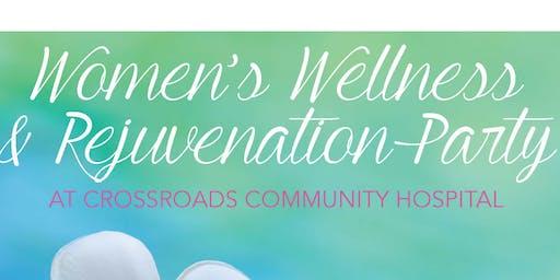 Crossroads Women's Wellness Party - Saturday