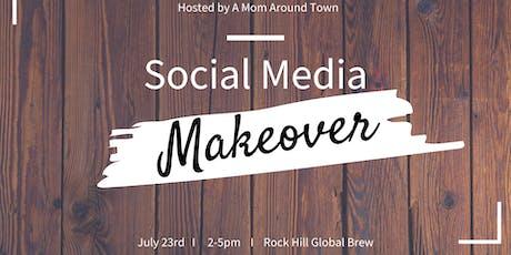 Social Media Makeover tickets
