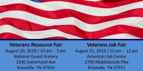 Veterans Resource Fair tickets