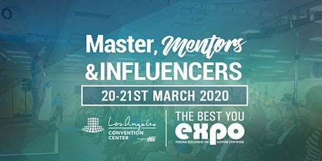 FREE! Masters, Mentors, & Influencers-Los Angeles tickets