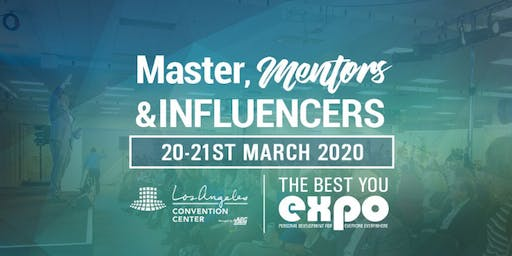 FREE: Masters, Mentors, & Influencers-Los Angeles Convention Center