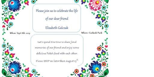 Elisabeth's Celebration of Life