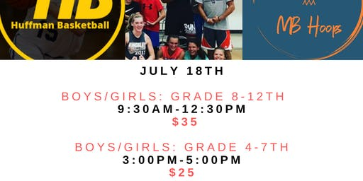 BENZIE CENTRAL MB & HB BASKETBALL CAMP | 4-7TH BOYS / GIRLS