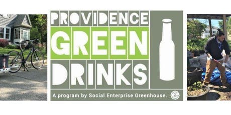 July PVD Green Drinks: Composting with Groundwork Rhode Island  tickets