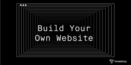 Intro to HTML/CSS: Build Your Own Website tickets