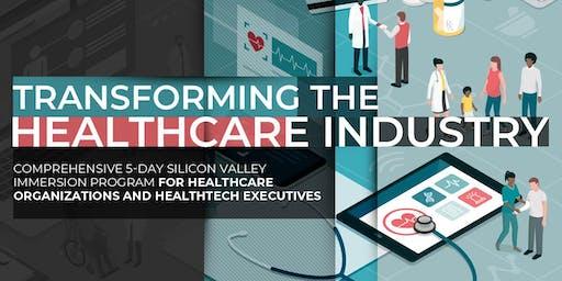 Transforming The Healthcare Industry | October Program