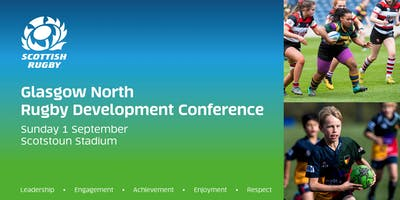 Glasgow North Rugby Development Conference 2019 (Scotstoun)
