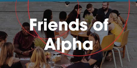 Friends of Alpha Gathering tickets