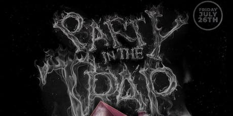 PARTY IN THE TRAP tickets