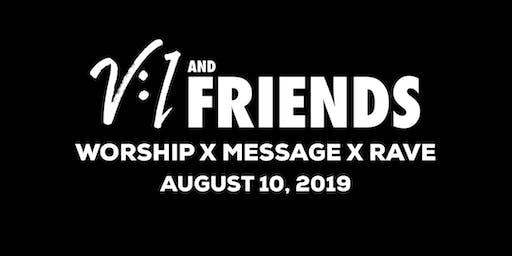 V1 & Friends 2019