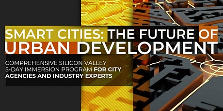 Smart Cities: The Future Of Urban Development | April Program tickets