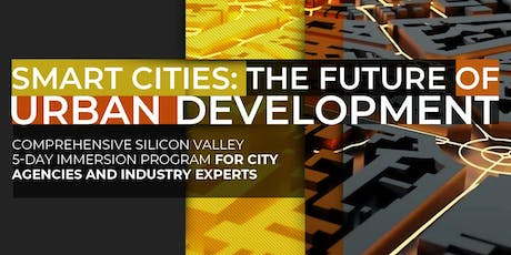 Smart Cities: The Future Of Urban Development | May Program tickets