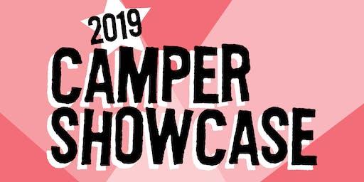 Girls Rock Columbia Camper Showcase 2019