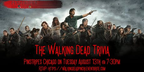 The Walking Dead Trivia at Pinstripes Chicago tickets