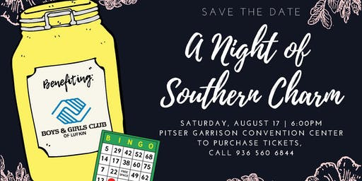 A Night of Southern Charm Bingo