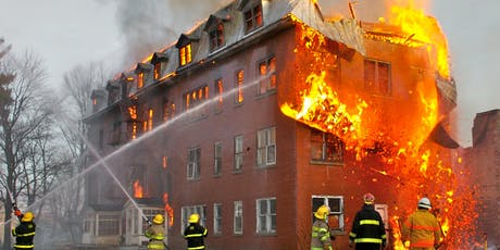 Fire Protection Engineering Fundamentals tickets