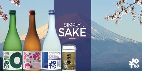 Simply Saké tickets