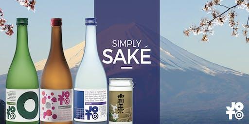 Simply Saké