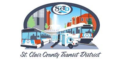 SCCTD Transit Vision 2020 Kickoff