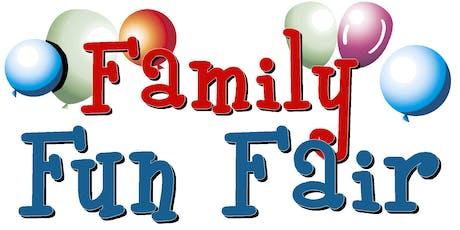Family Fun Fair  tickets