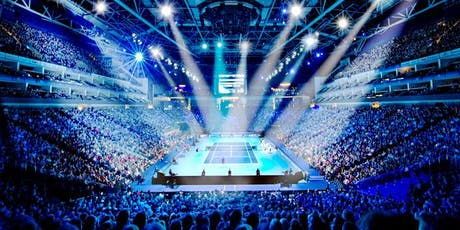 2019 Nitto ATP Finals - Official Hospitality Packages - Day One tickets
