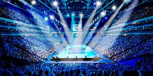 2019 Nitto ATP Finals - Official Hospitality Packages - Day One