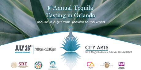 4th annual Tequila Tasting in Orlando tickets