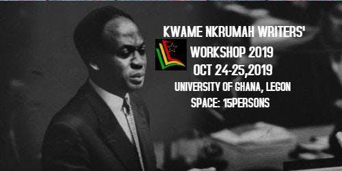 Kwame Nkrumah Writers' Workshop 2019