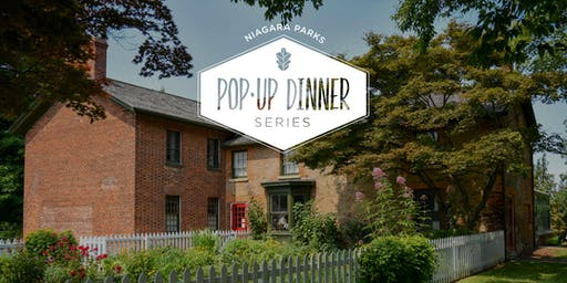 Pop-up Dinner Series: Historic McFarland House