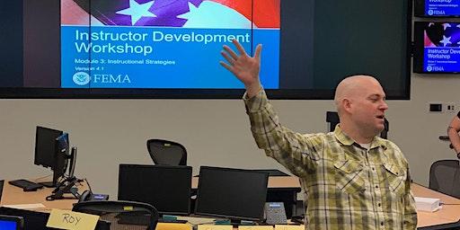 Instructor Development Workshop (MGT323)