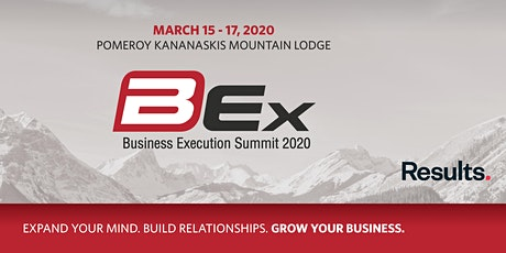 Business Execution Summit 2020 Advanced Ticket Registry tickets