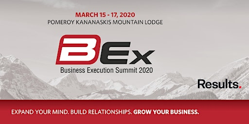 Business Execution Summit 2020 Advanced Ticket Registry