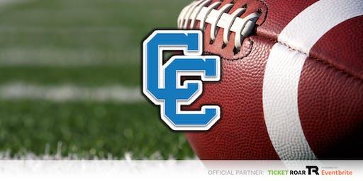 Carter vs Pinkston Varsity Football